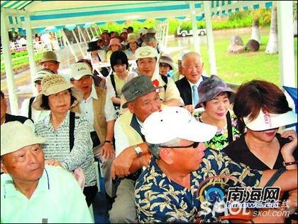 中老年人出境旅游已占近半壁江山