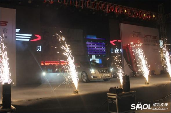 凯迪拉克全新豪华轿车xts的造型设计,在传承凯迪拉克经典高清图片