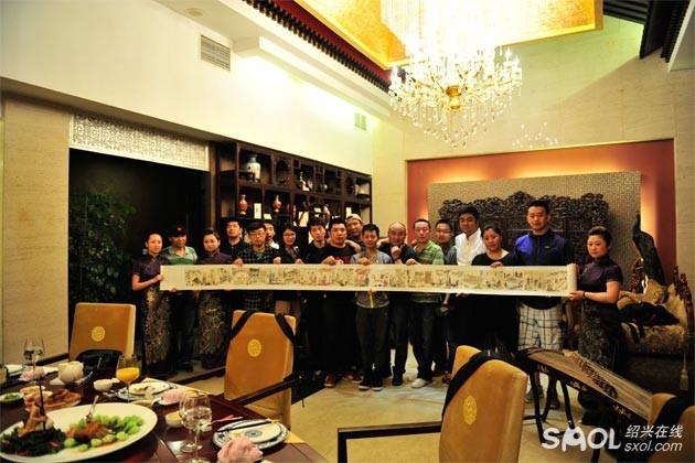 北京/一张画卷记载便宜坊600年历史,一行10人走进便宜坊美味探密。
