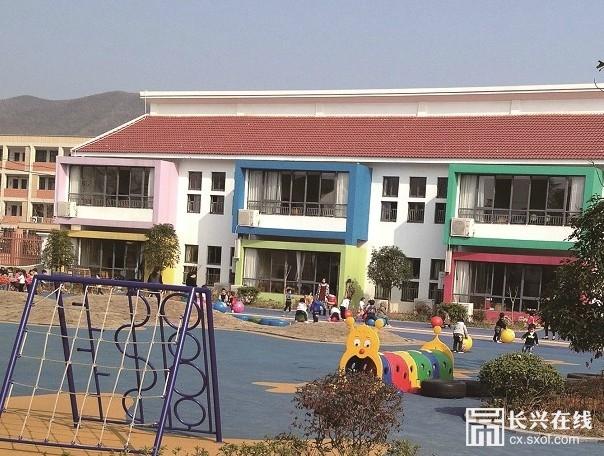 乡村幼儿园迎来新变化