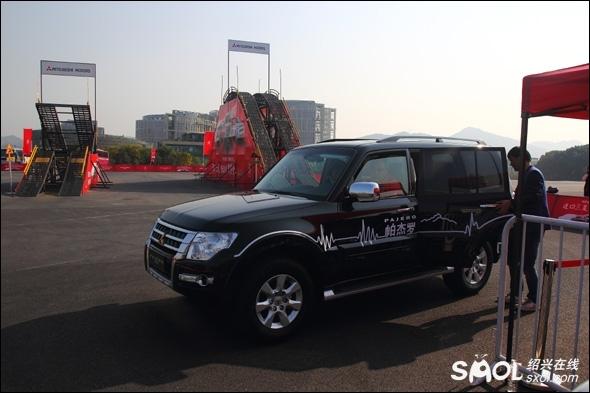 体验巅峰进口三菱SUV驾赏会杭州站圆满落幕高清图片