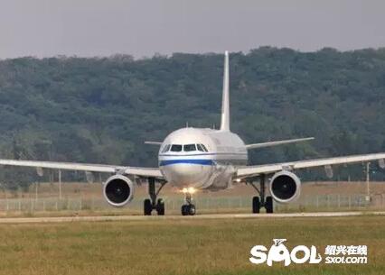 从北京飞往义乌的国航ca1879航班因故备降杭州