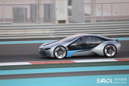 全新 宝马i8超级跑车 预计2013年上市 绍兴新车高清图片