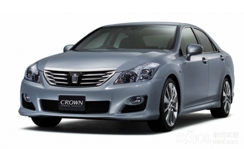 借鉴丰田皇冠 比亚迪或将推出豪华车型