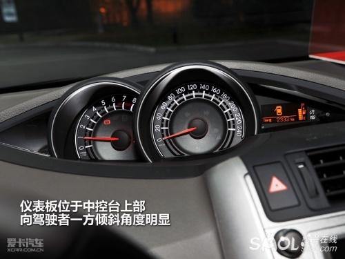8l车型是主力 广汽丰田逸致配置解析