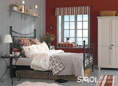 叫绝 强烈推荐10平米卧室装修经典案例 图十
