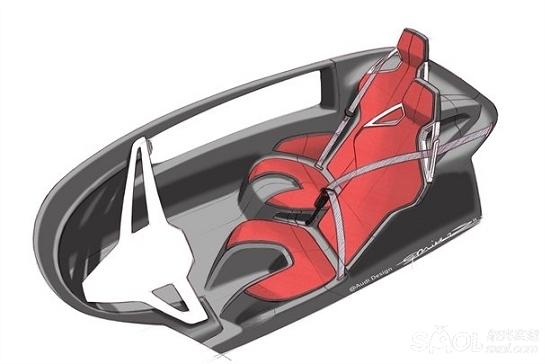 奥迪城市概念车设计图曝光