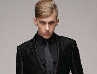 2012欧美男士流行发型推荐 打造优雅绅士形象
