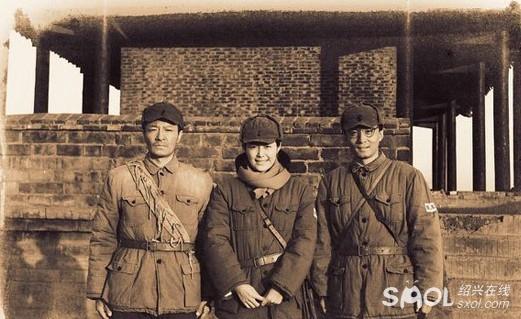 《咆哮无声》剧照.左起:李宗翰,汪裴,高子沣