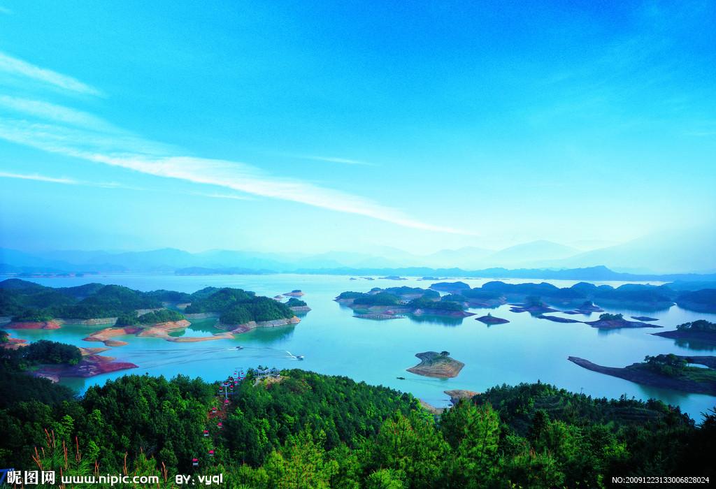 爱山水--桐庐瑶琳仙境,森林氧吧,千岛湖踏青特价二日游(住千岛湖)